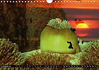 Surreale Unterwasserwelt (Wandkalender 2019 DIN A4 quer) - Produktdetailbild 8
