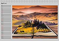 Surrealer Traum (Tischkalender 2019 DIN A5 quer) - Produktdetailbild 4