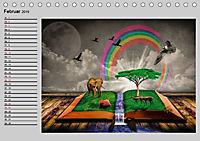Surrealer Traum (Tischkalender 2019 DIN A5 quer) - Produktdetailbild 2