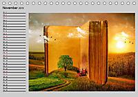 Surrealer Traum (Tischkalender 2019 DIN A5 quer) - Produktdetailbild 11