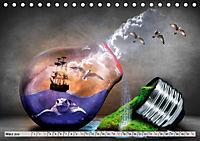 Surrealer Traum (Tischkalender 2019 DIN A5 quer) - Produktdetailbild 3