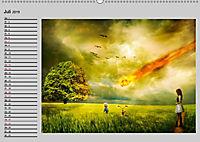 Surrealer Traum (Wandkalender 2019 DIN A2 quer) - Produktdetailbild 7