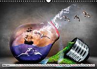 Surrealer Traum (Wandkalender 2019 DIN A3 quer) - Produktdetailbild 3