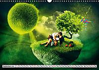 Surrealer Traum (Wandkalender 2019 DIN A3 quer) - Produktdetailbild 9