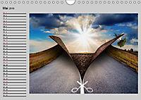 Surrealer Traum (Wandkalender 2019 DIN A4 quer) - Produktdetailbild 5