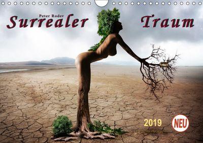 Surrealer Traum (Wandkalender 2019 DIN A4 quer), Peter Roder