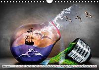 Surrealer Traum (Wandkalender 2019 DIN A4 quer) - Produktdetailbild 3