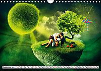 Surrealer Traum (Wandkalender 2019 DIN A4 quer) - Produktdetailbild 9