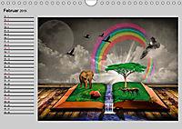 Surrealer Traum (Wandkalender 2019 DIN A4 quer) - Produktdetailbild 2