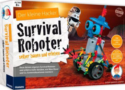 Survival-Roboter, Thomas Riegler