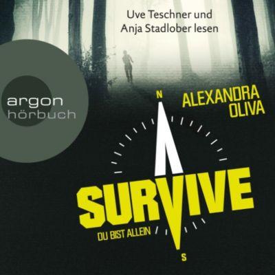 Survive - Du bist allein (Autorisierte Lesefassung), Alexandra Oliva