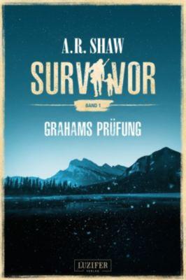 Survivor: Survivor: Grahams Prüfung, A.R. Shaw