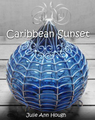 Susan Richards: Caribbean Sunset (Susan Richards, #1), julie ann hough