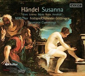 Susanna Hwv 66, Georg Friedrich Händel