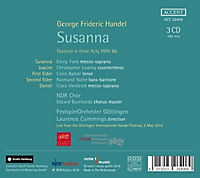 Susanna Hwv 66 - Produktdetailbild 1