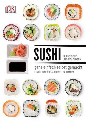 Sushi, Kimiko Barber, Hiroki Takemura