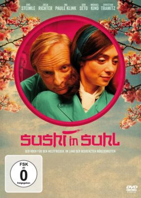Sushi in Suhl, Uwe Steimle, Julia Richter