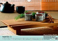 Sushi - Sashimi mit Anleitung für perfektes Gelingen (Wandkalender 2019 DIN A4 quer) - Produktdetailbild 9
