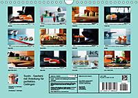 Sushi - Sashimi mit Anleitung für perfektes Gelingen (Wandkalender 2019 DIN A4 quer) - Produktdetailbild 13