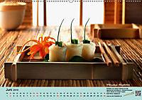 Sushi - Sashimi mit Anleitung für perfektes Gelingen (Wandkalender 2019 DIN A2 quer) - Produktdetailbild 6