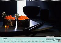 Sushi - Sashimi mit Anleitung für perfektes Gelingen (Wandkalender 2019 DIN A2 quer) - Produktdetailbild 7