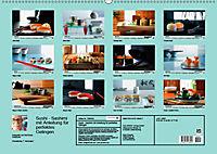 Sushi - Sashimi mit Anleitung für perfektes Gelingen (Wandkalender 2019 DIN A2 quer) - Produktdetailbild 13