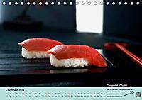 Sushi - Sashimi mit Anleitung für perfektes Gelingen (Tischkalender 2019 DIN A5 quer) - Produktdetailbild 10