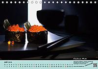 Sushi - Sashimi mit Anleitung für perfektes Gelingen (Tischkalender 2019 DIN A5 quer) - Produktdetailbild 7