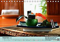 Sushi - Sashimi mit Anleitung für perfektes Gelingen (Tischkalender 2019 DIN A5 quer) - Produktdetailbild 12