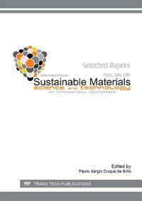Sustainable Materials Science and Technology