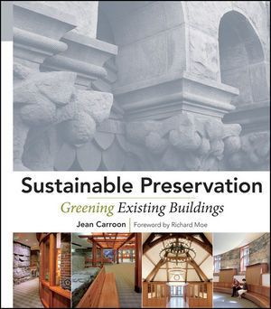 Sustainable Preservation, Jean Carroon