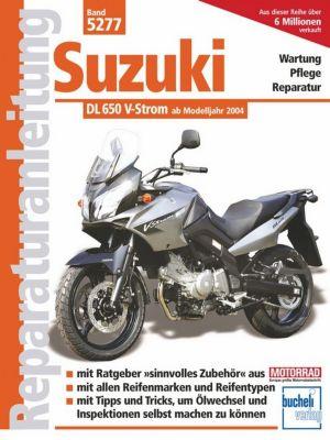 Suzuki DL 650 V-Strom (ab Modelljahr 2004), Franz J. Schermer