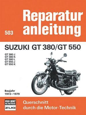 Suzuki GT 380/GT 550 - Baujahr 1972-1979