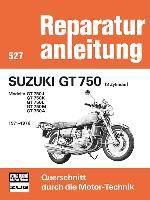 Suzuki GT 750 (3 Zylinder) 1971-1976
