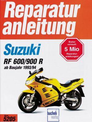Suzuki RF 600 R / RF 900 R (ab Baujahr 1993/94)