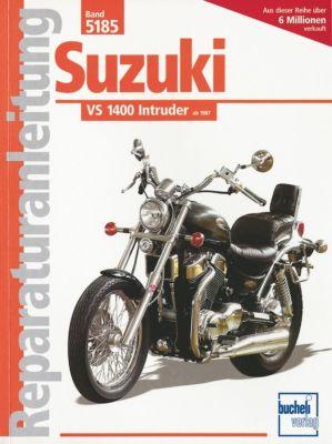 Suzuki VS 1400 Intruder (ab 1987)