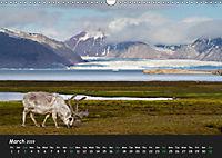 Svalbard / UK-Version (Wall Calendar 2019 DIN A3 Landscape) - Produktdetailbild 3