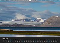 Svalbard / UK-Version (Wall Calendar 2019 DIN A3 Landscape) - Produktdetailbild 5