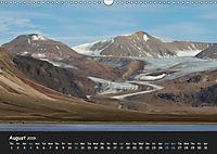 Svalbard / UK-Version (Wall Calendar 2019 DIN A3 Landscape) - Produktdetailbild 8