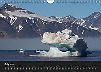 Svalbard / UK-Version (Wall Calendar 2019 DIN A4 Landscape) - Produktdetailbild 7