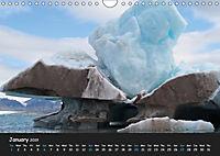 Svalbard / UK-Version (Wall Calendar 2019 DIN A4 Landscape) - Produktdetailbild 1