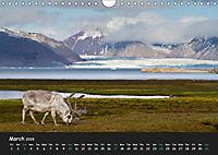 Svalbard / UK-Version (Wall Calendar 2019 DIN A4 Landscape) - Produktdetailbild 3