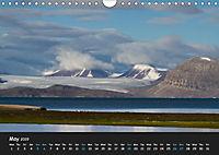 Svalbard / UK-Version (Wall Calendar 2019 DIN A4 Landscape) - Produktdetailbild 5