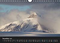 Svalbard / UK-Version (Wall Calendar 2019 DIN A4 Landscape) - Produktdetailbild 12