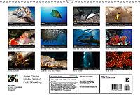 Sven Gruse Under Water! Fish Shooting (Wall Calendar 2019 DIN A3 Landscape) - Produktdetailbild 13