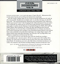 Swedish Jazz History Vol.9 - Produktdetailbild 1