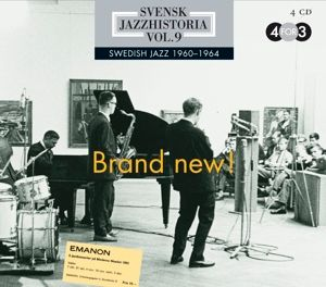 Swedish Jazz History Vol.9, Diverse Interpreten
