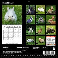 Sweet Bunny (Wall Calendar 2019 300 × 300 mm Square) - Produktdetailbild 13