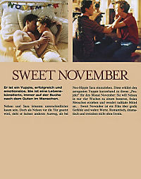Sweet November - Produktdetailbild 1