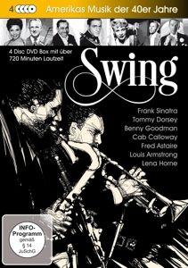 Swing - Amerikas Musik der 40er-Jahre, Diverse Interpreten